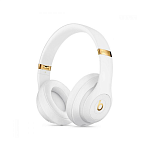 Наушники с микрофоном Beats by Dr. Dre Studio3 Wireless White (MQ572)