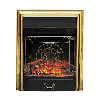 Электрокамин Royal Flame Majestic FX M Brass