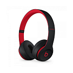 Наушники с микрофоном Beats by Dr. Dre Studio3 Wireless The Beats Decade Collection Defiant Black/Red (MRQC2)